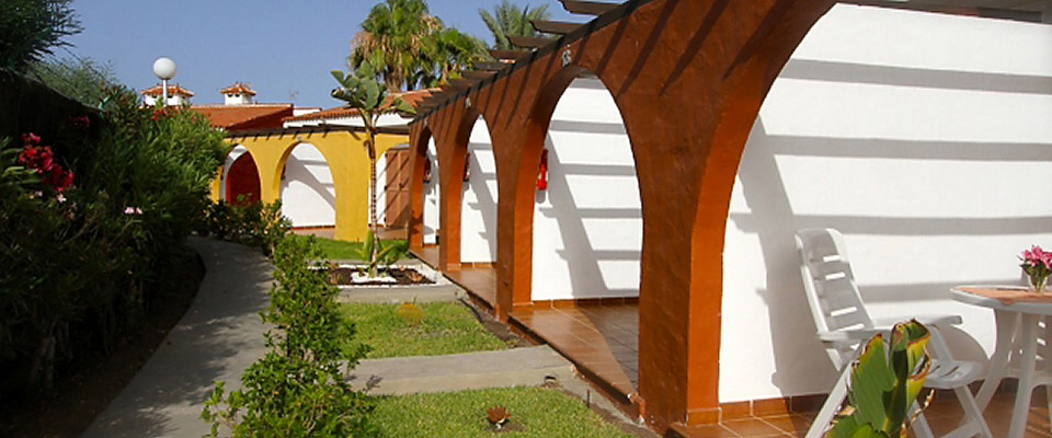 Bungalows Los Robles