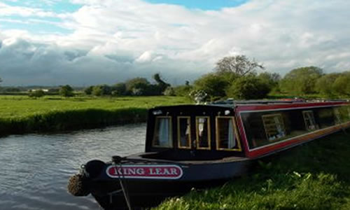Classic Narrowboats at Barton Turns Timeshare