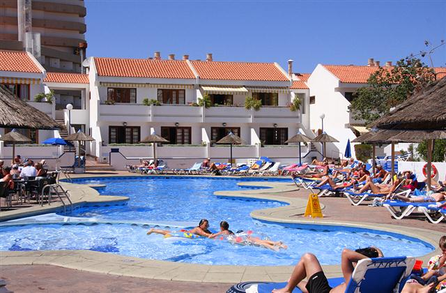 Club Olympus at Garden City , Tenerife