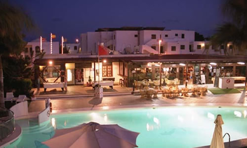 Diamond Club Calypso, Lanzarote