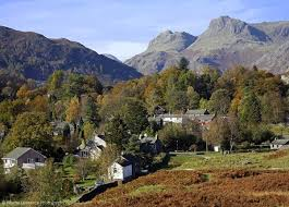 Elterwater Hall at Langdale