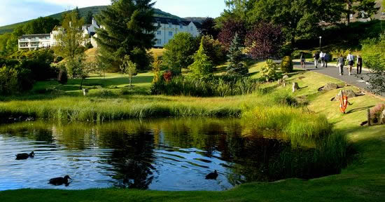 Macdonald Forest Hills Resort Scotland