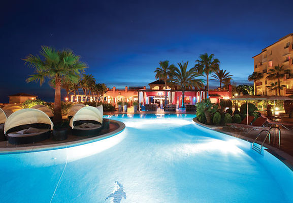Marriott Marbella Beach Resort Spain