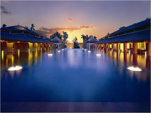 Marriott Phuket Beach Club, Thailand