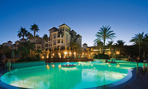 Marriott Playa Andaluza, Spain
