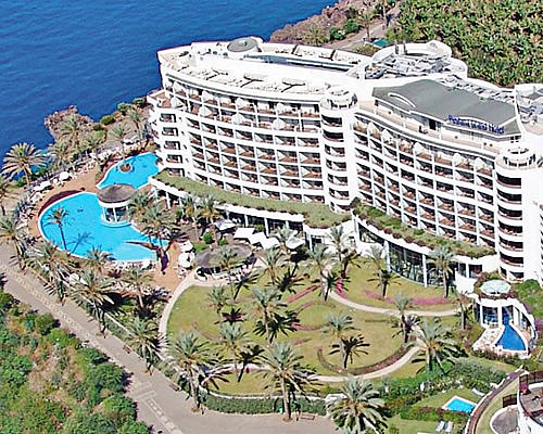 Timeshares for sale at Pestana Grand Hotel, Madeira - RCI Gold Crown