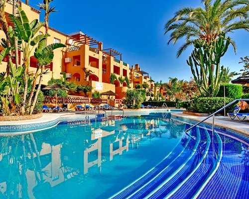 Timeshares for sale at The Grangefield Oasis Club, Spain -