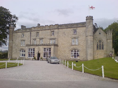 Thurnham Hall