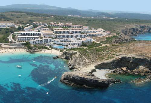 White Sands Beach Club, Menorca