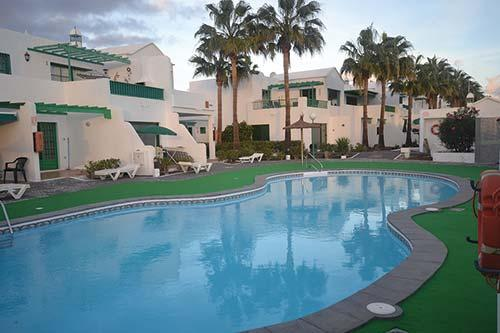 Club Flamingo, Lanzarote